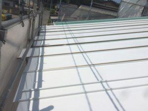 2種類の屋根