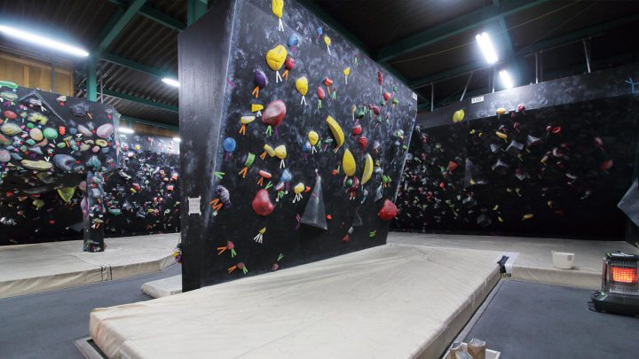 2ND WALLY BOULDERING